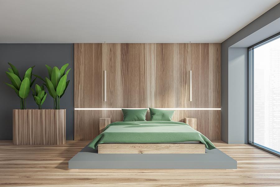 Queen wall beds